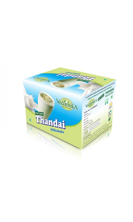 Thandai Milk Shake
