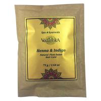 Henna & Indigo (Natural Hair color)