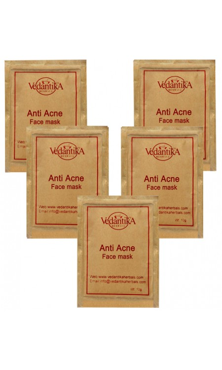 Anti Acne Mask Sachet