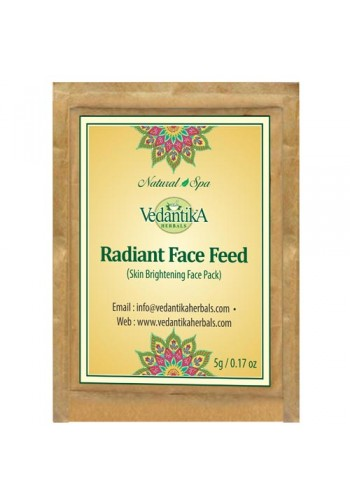 Sachet Radiant facefeed