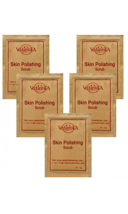 Skin Polishing Scrub  Sachet