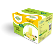 Lemon Ginger Energy drink