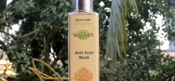 Vedantika Herbals Anti acne Review - Shayoni