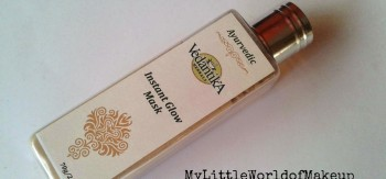 Vedantika Herbals Instant Glow Mask Review