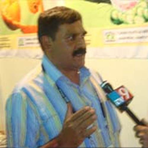 Interview by TV 9