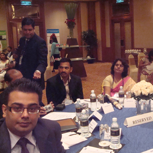Ms-Leena-at-International-Conference-on-Medicnal-plants, Kuala Lumpur