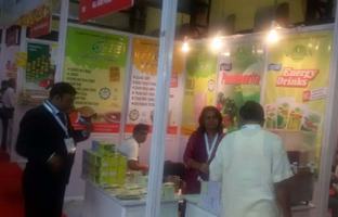 Food and Beverage Tech 2013 22-24 August 2014 Bombay Exhibition Centre, Goregaon, Mumbai.